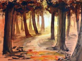 WALKING by JoanLlado