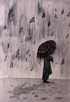 The song of the rain by JoanLlado