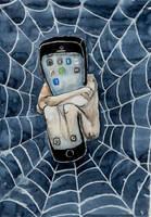 caught in the net by JoanLlado