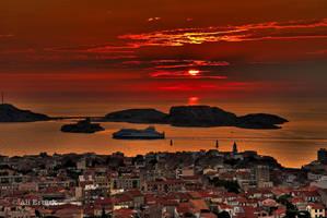 passage at dusk by alierturk