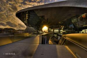 Munich, BMW World by alierturk