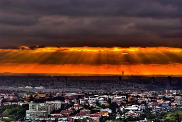 Curtain, Istanbul by alierturk