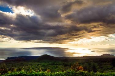 Maui, Hana Highway by alierturk