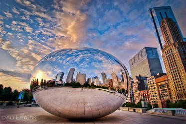 Chicago, The palantir by alierturk