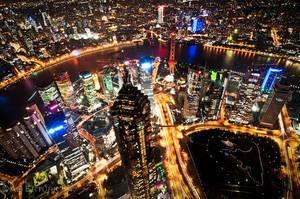 Shanghai, the vessels by alierturk