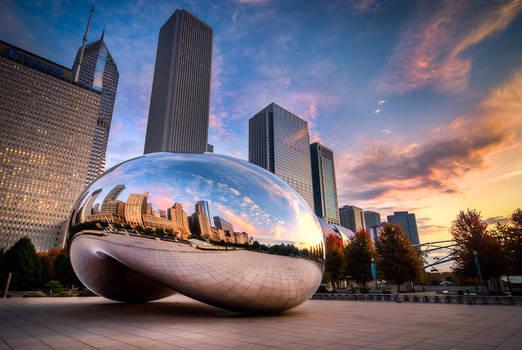 Chicago, Source Code II by alierturk