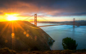 San Francisco, Golden Hour by alierturk