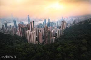 Hong Kong by alierturk