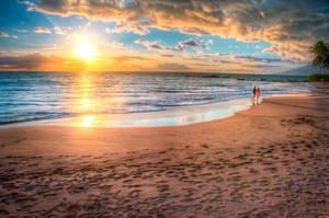 Hawaii, enjoying a walk by alierturk
