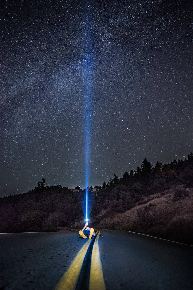 Explorer of Milky Way by alierturk