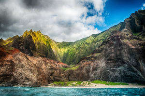 Kauai, the cove by alierturk