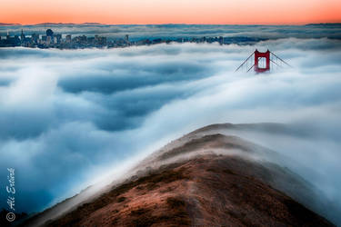 San Francisco, greeting the city for exh FB by alierturk