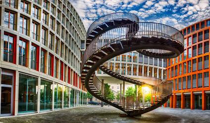 Munich, umschreibung rainbow 1 by alierturk