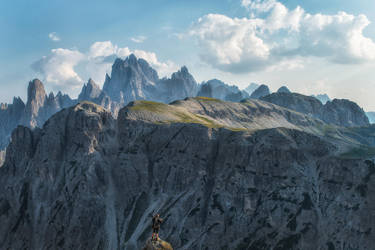 Tre Cime, explorer by alierturk