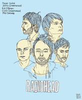 radiohead by FriStyle
