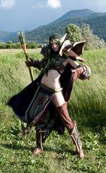 Night Elf Druid by Ssharda