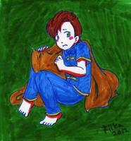 Can't sleep by Reka-de-Kovacs