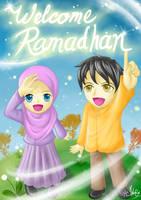 Welcome Ramadhan!! by narusehikari
