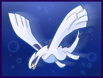 Lugia 12 by Articuno