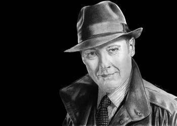 Raymond Reddington by dmbarnham
