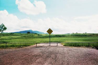 Road Ends by MissOddity