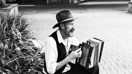 The Music Elder by MissOddity