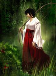 kikyo by Izaskun