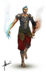 just random character design by Izaskun