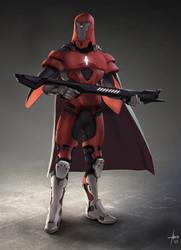 Cardinal V by Izaskun