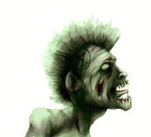 Zombie Anarchy! by Foxeaf