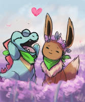 Valentines by Foxeaf