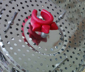 spike ring by strictlyhandmade
