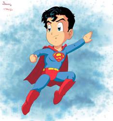 Superchibi by garnufiax