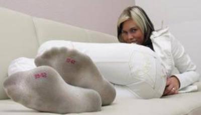 Socks Tease by holeysockslover4000
