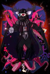 [Fencing] Octopus Darth Vader by sakiroo