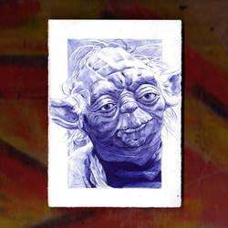 Yoda by jim00