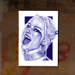 Harley Quinn by jim00