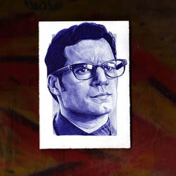 Clark Kent by jim00