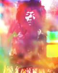 Purple Haze - Jimi Hendrix by yorkey-sa