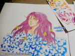 :: Butterfly Girl :: WIP2 by maritery-san