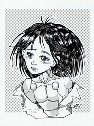 :: Alita :: Version 2 by maritery-san