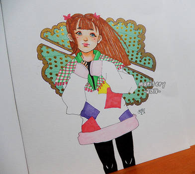 :: Copic Practice :: by maritery-san
