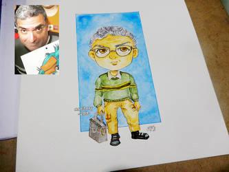 Chibi Portrait ::Sergio:: by maritery-san