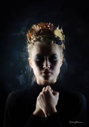 Fairy of November Darkness by SielojRamu