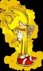 Super Sonic by SuperDecimal