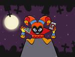 Ask the Nightmarens #710 by Mayurasan