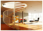 Spiral Stair by apixx