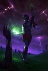 Prophet of the Undead by Defreeee