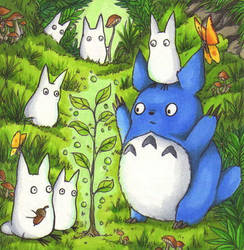 Grow! by Ganjamira