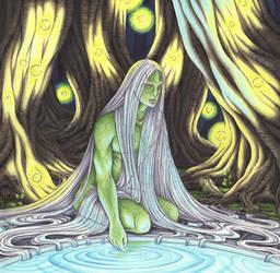 Enlightened Dreams by Ganjamira